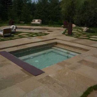 outdoor hot tub installation bozeman mt
